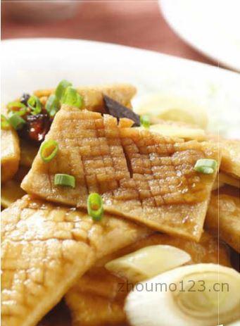 豆腐干的做法【五香兰花干】怎么做好吃